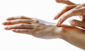 Jak nasuché arozpraskané ruce